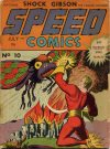 Cover For Speed Comics 10