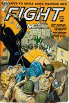 Cover For Fight Comics 32