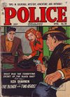 Cover For Police Comics 114