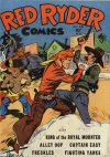 Cover For Red Ryder Comics 25