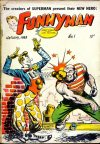 Cover For Funnyman 1