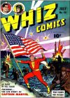 Cover For Whiz Comics 44