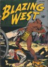 Cover For Blazing West 3