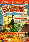 Cover For U.S. Air Force Comics 7