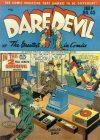 Cover For Daredevil Comics 43