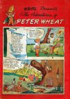 Cover For The Adventures of Peter Wheat 3 (NN)