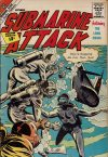 Cover For Submarine Attack 35