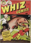 Cover For Whiz Comics 138