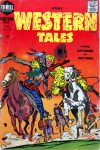 Cover For Witches Western Tales 30