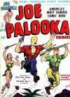 Cover For Joe Palooka Comics 9