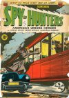 Cover For Spy Hunters 6