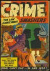Cover For Crime Smashers 13