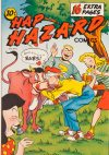 Cover For Hap Hazard Comics 15