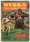 Cover For Nyoka the Jungle Girl 11