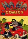 Cover For Ha Ha Comics 8