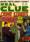 Cover For Real Clue Crime Stories v6 12