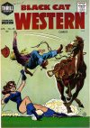 Cover For Black Cat 55 (Western)