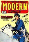 Cover For Modern Comics 61