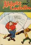 Cover For Abbott and Costello Comics 22