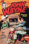 Cover For John Wayne Adventure Comics 23