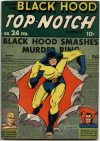 Cover For Top Notch Comics 24