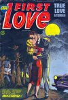 Cover For First Love Illustrated 34