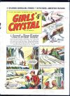 Cover For Girls' Crystal 1074