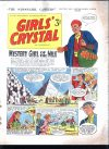 Cover For Girls' Crystal 1028