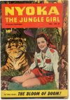 Cover For Nyoka the Jungle Girl 62