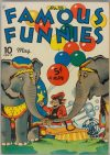 Cover For Famous Funnies 106
