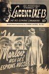 Cover For L'Agent IXE 13 v2 185 Marlov, roi des espions russes