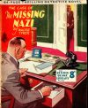 Cover For Sexton Blake Library S3 293 The Case of the Missing Nazi