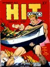 Cover For Hit Comics 3 (fiche)