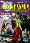 Cover For Ken Shannon 6