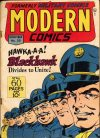 Cover For Modern Comics 55
