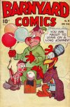 Cover For Barnyard Comics 18