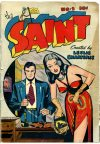 Cover For The Saint 2