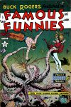 Cover For Famous Funnies 215