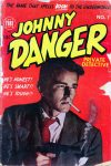 Cover For Johnny Danger 1