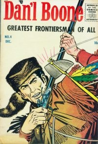 Large Thumbnail For Dan'l Boone #4