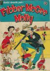 Cover For A-1 Comics 25 - Fibber McGee