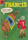 Cover For 0953 Francis, The Famous Talking Mule
