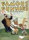 Cover For Famous Funnies 58
