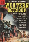 Cover For Western Roundup 25