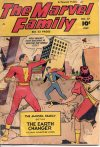 Cover For The Marvel Family 37