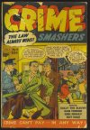 Cover For Crime Smashers 5