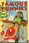Cover For Famous Funnies 125