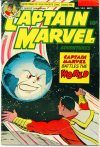 Cover For Captain Marvel Adventures 148