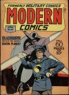Cover For Modern Comics 60