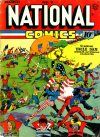Cover For National Comics 9